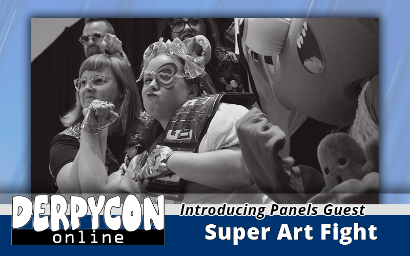 Get Ready to Draw with Super Art Fight!