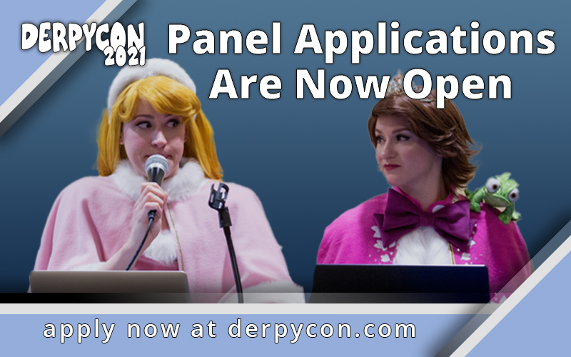 Panel Applications are Now Open!