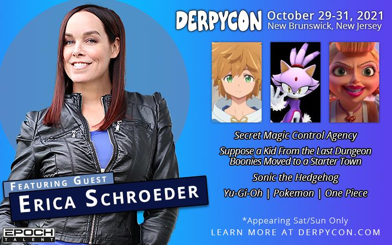 Introducing… Erica Schroeder!