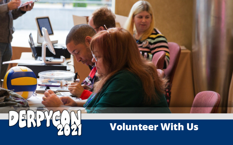 We're Looking for Volunteers!