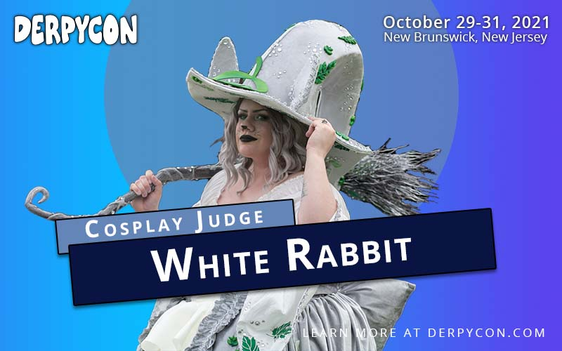 Introducing Cosplay Guest White Rabbit